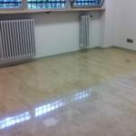 Trattamento microlevigatura pavimenti a Brescia