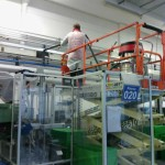Pulizia macchinari industriali a Brescia
