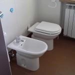 Pulizia sanitari a Brescia